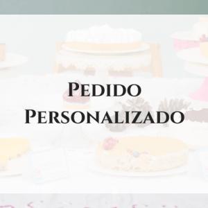 PEDIDO PERSONALIZADO TABATHA PASTELERIA MADRID