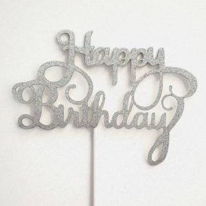 cake topper happy birthday (4) TABATHA PASTELERIA
