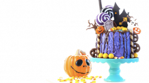 tartas halloween madrid